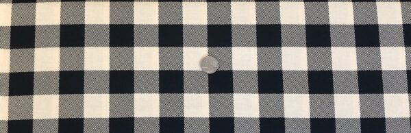 Tan and black buffalo check. Buffalo Plaid by Choice Fabrics 49803-a03 - fabric by the yard