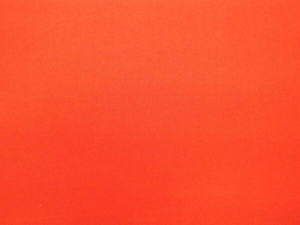 Blaze Orange dream cotton solid by MDG - Fabric by the yard.