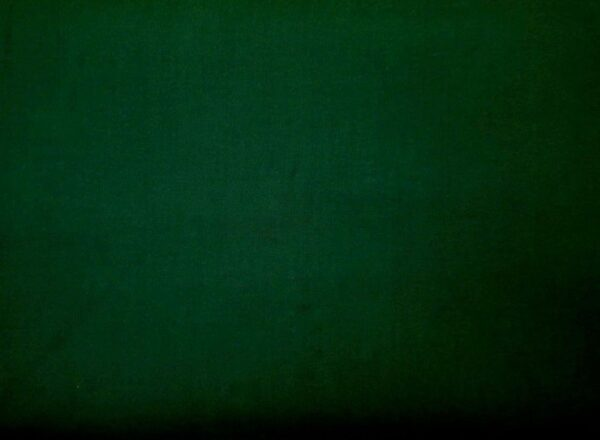 Hunter Green dream cotton solid by MDG - Fabric by the yard.