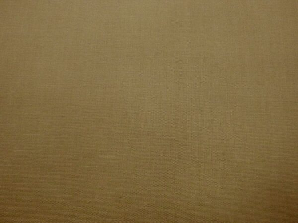 Khaki dream cotton solid by MDG - Fabric by the yard.
