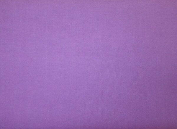 Lilac dream cotton solid by MDG - Fabric by the yard.