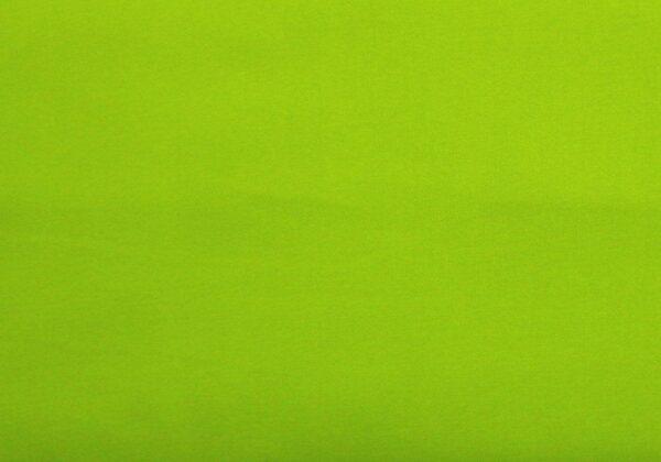 Lime dream cotton solid by MDG - Fabric by the yard.