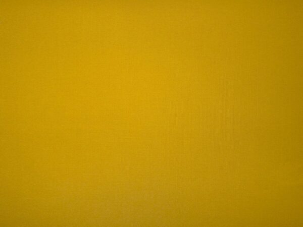 Mustard color dream cotton solid by MDG - Fabric by the yard.