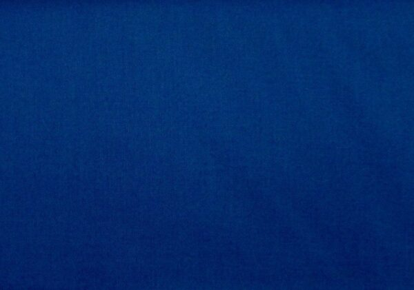 Royal Blue dream cotton solid by MDG - Fabric by the yard.