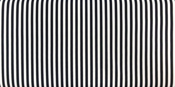 Stripes!!! 1/4 inch black and white stripes. Stripes by Riley Blake C555 - Fabric by the yard