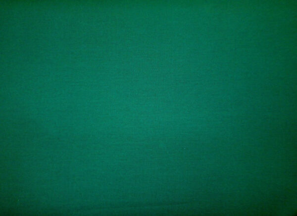 Teal dream cotton solid by MDG - Fabric by the yard.