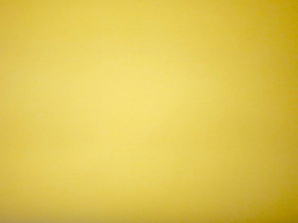Yellow dream cotton solid by MDG - Fabric by the yard.